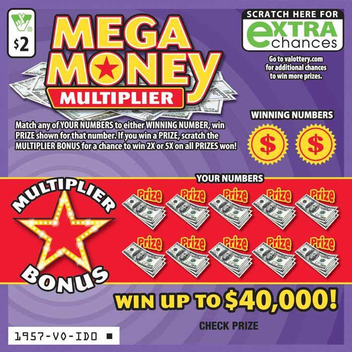 Mega money multiplier free play